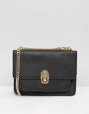 square handbag - Mango - ASOS - office style