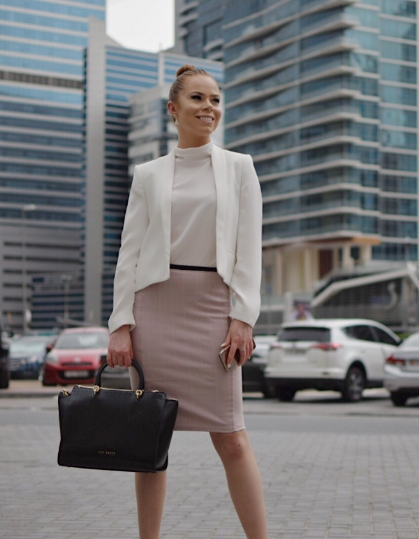 office fashion - how to build rapport