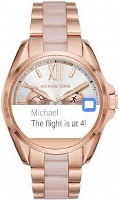 Michael Kors Access Mkt5013 Ladies Bracelet Smart Watch