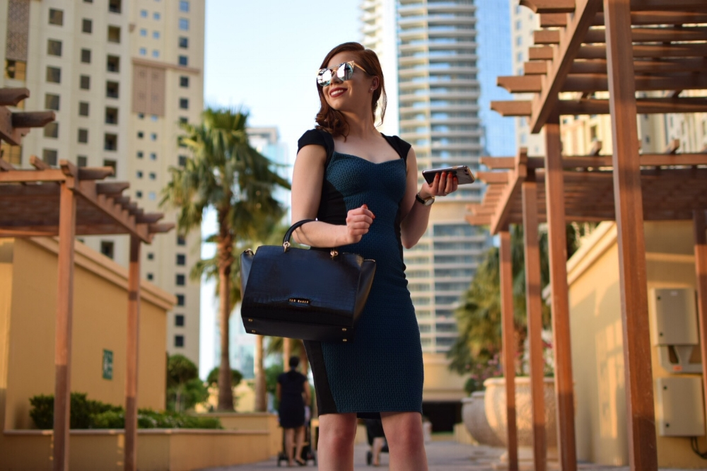 Briar Prestidge - Deals in high heels - corporate lifestyle and office fashion
