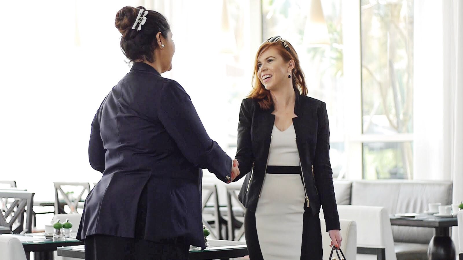 how to conduct a business meeting - briar Prestidge - deals in high heels