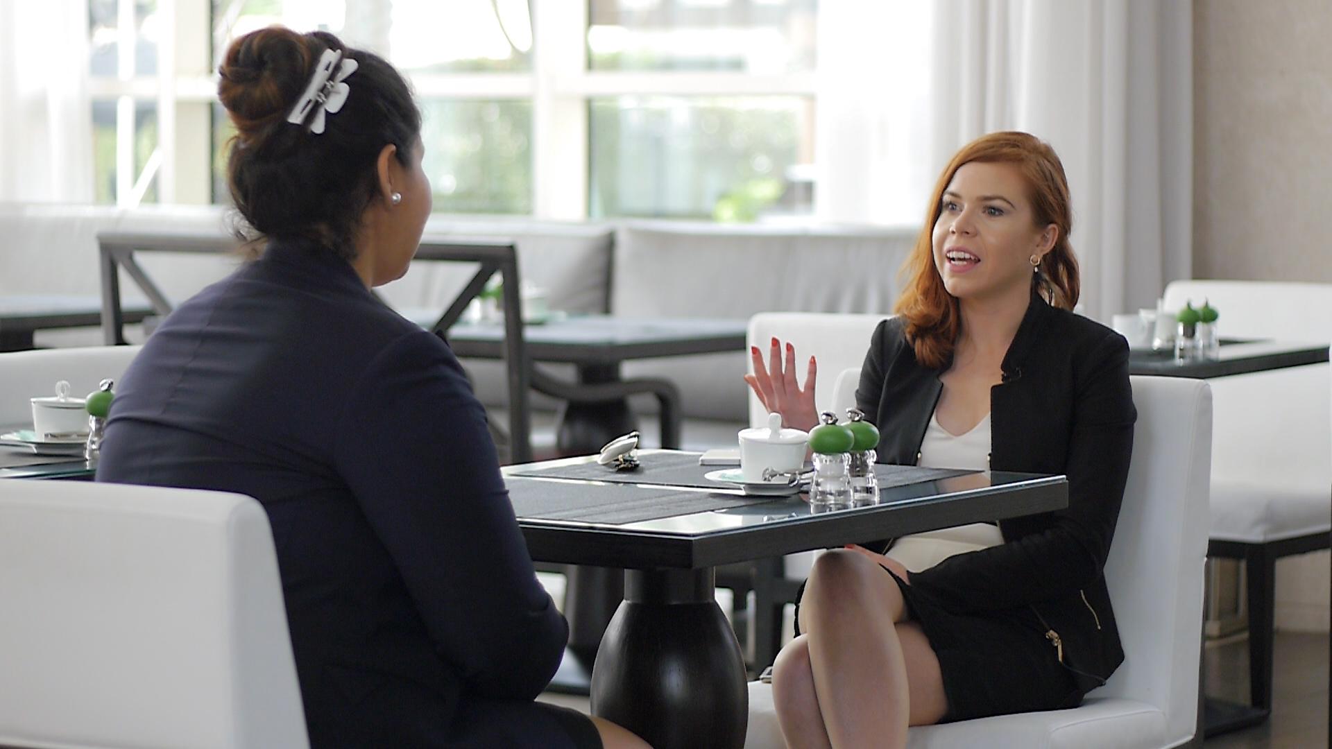 how to run a business meeting - briar prestidge - deals in high heels