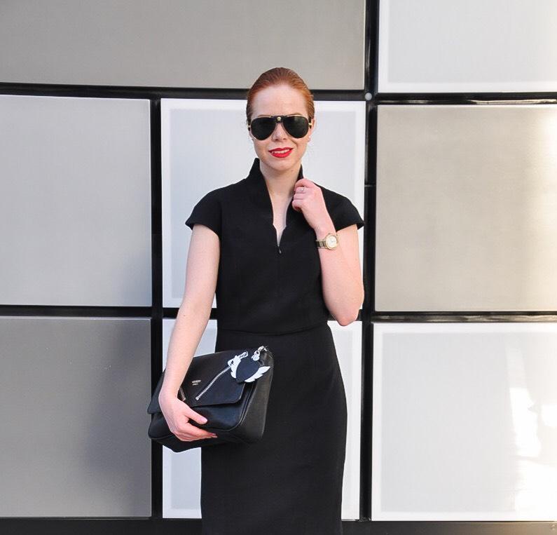 nora gardner office dress - briar prestidge - deals in high heels