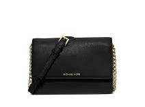 Michael KorsDaniela Black Cross Body Bag- deals in high heels - office fashion and corporate lifestyle