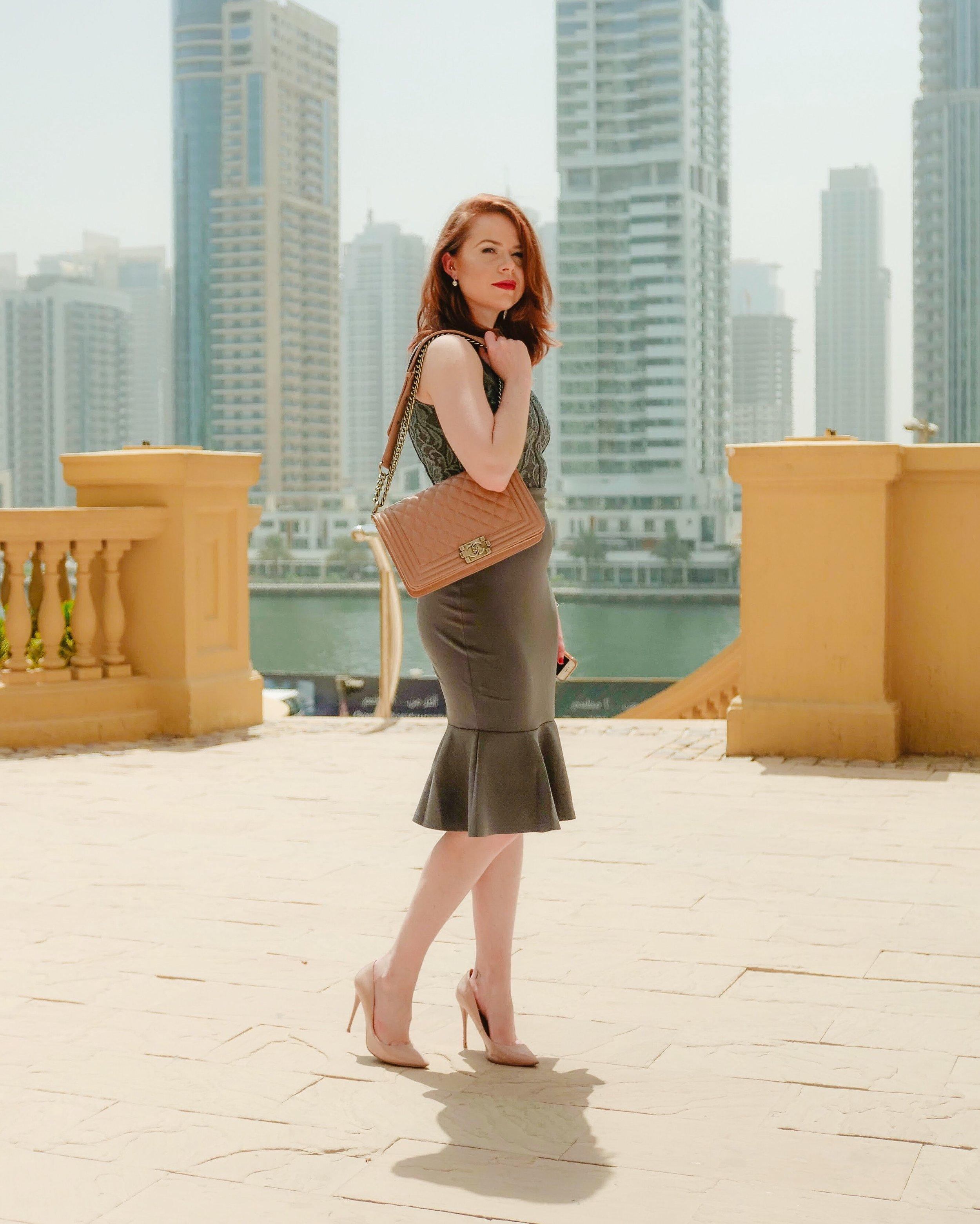 work wear - deals in high heels - briar prestidge