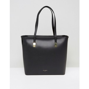 Ted Baker Large Leather Shopper Bag with pouch