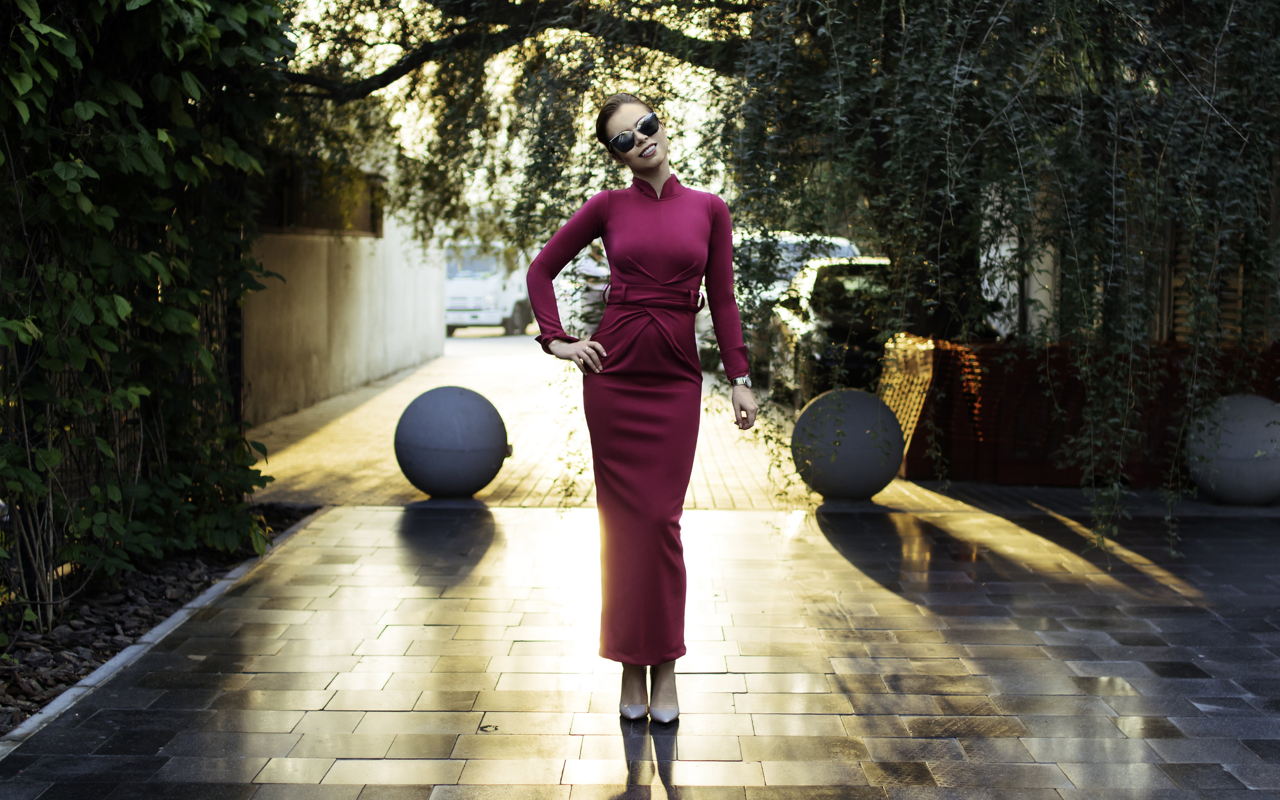 Briar Prestidge - Office Fashion- Amri Fashion