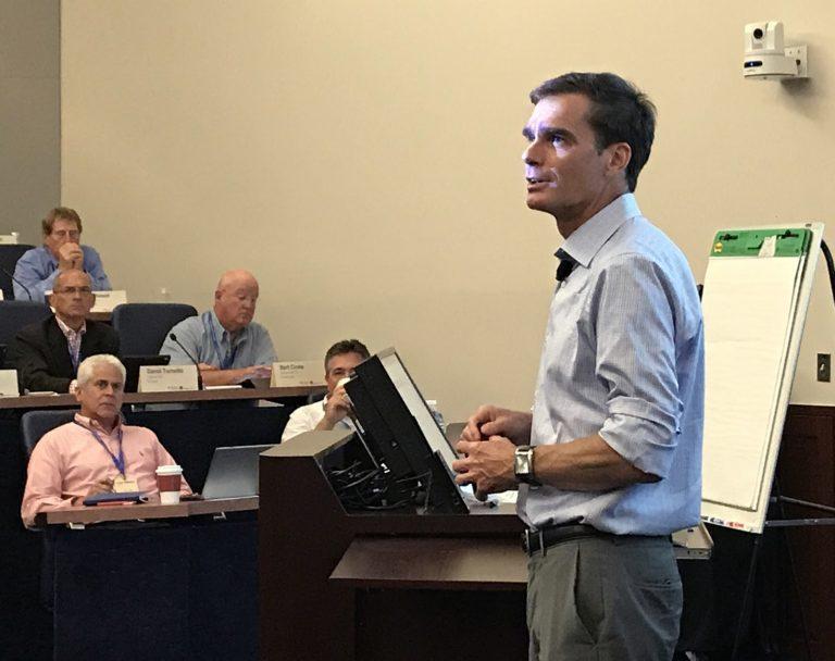Wharton School of Business AXA graduate summit (August 2017)
