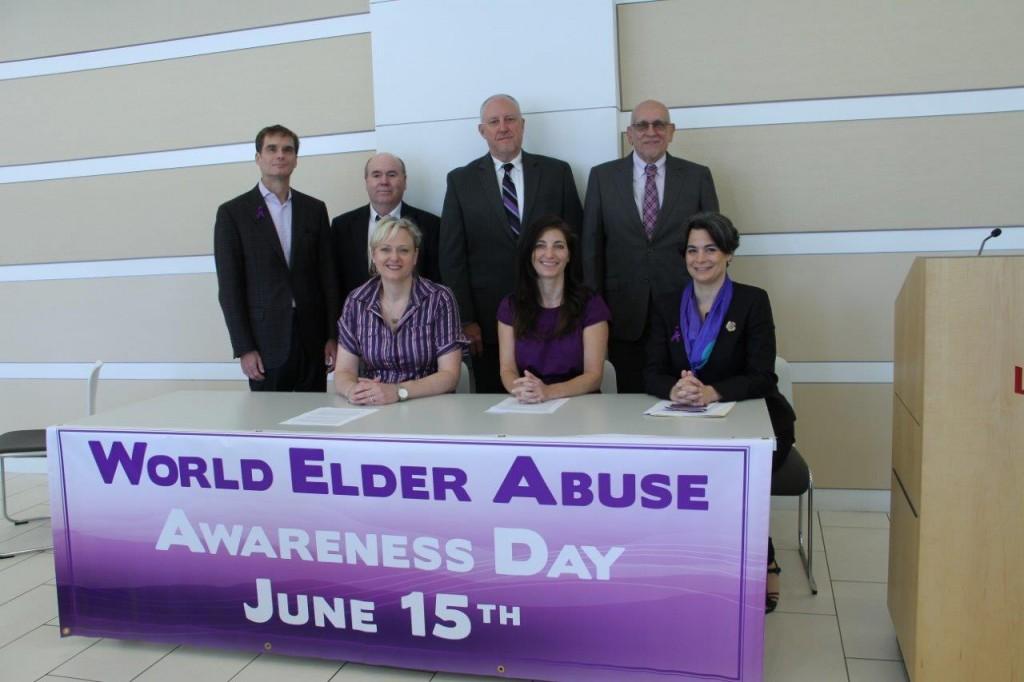 World Elder Abuse Awareness Day (June 2016)