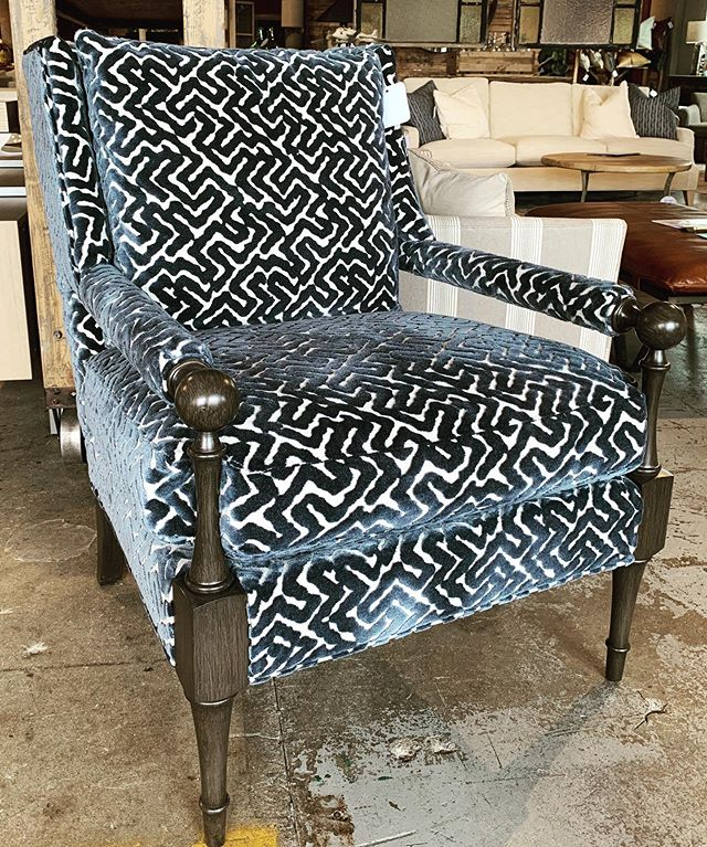 We have a thing for chairs! We like them in all shapes and sizes, fabric or leather, sometimes with a little motion or maybe none at all. They just really tie the room together. Psss... they are on sale right now too!!!