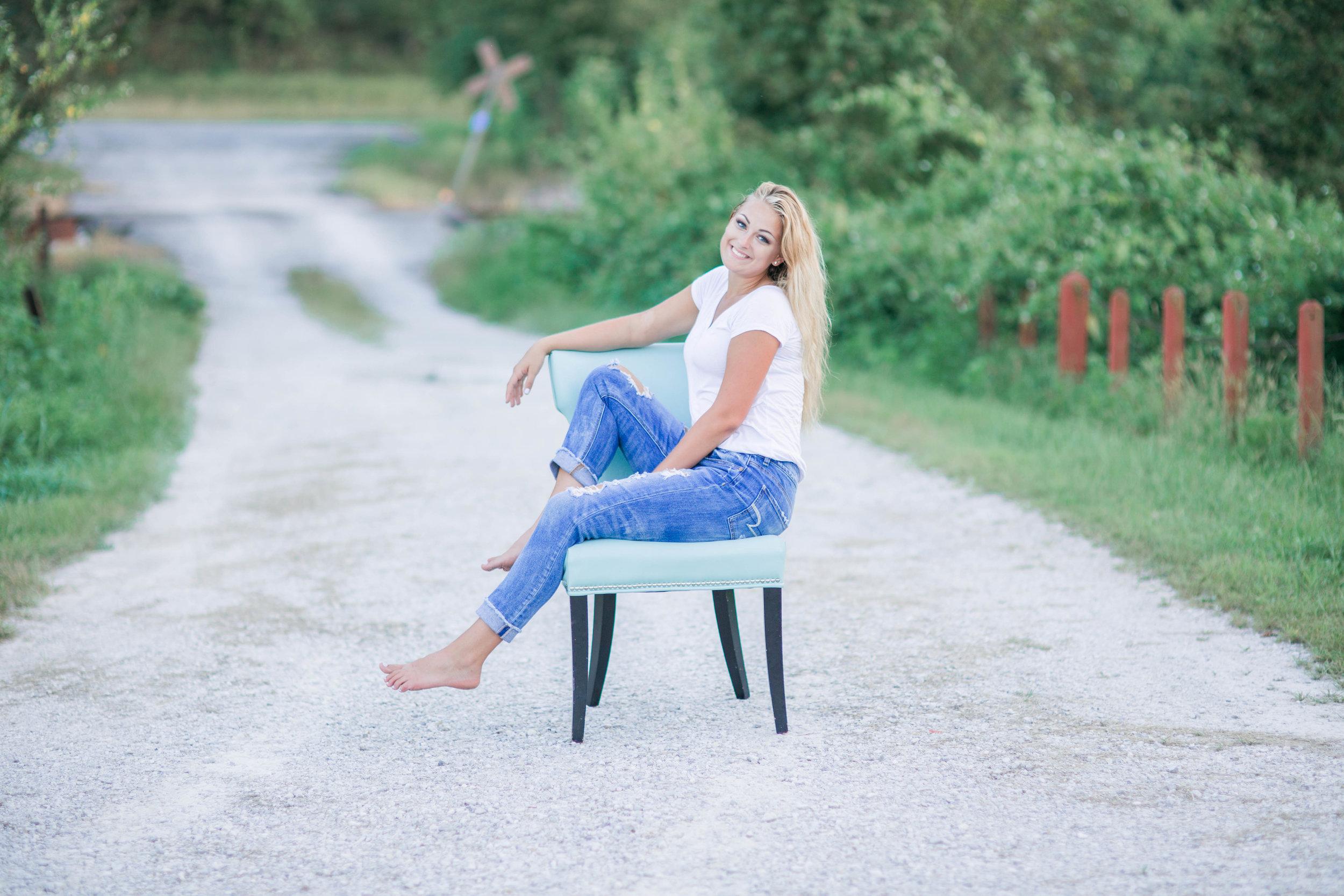 Grace-Hurricane High School-Kara Blakeman Photography