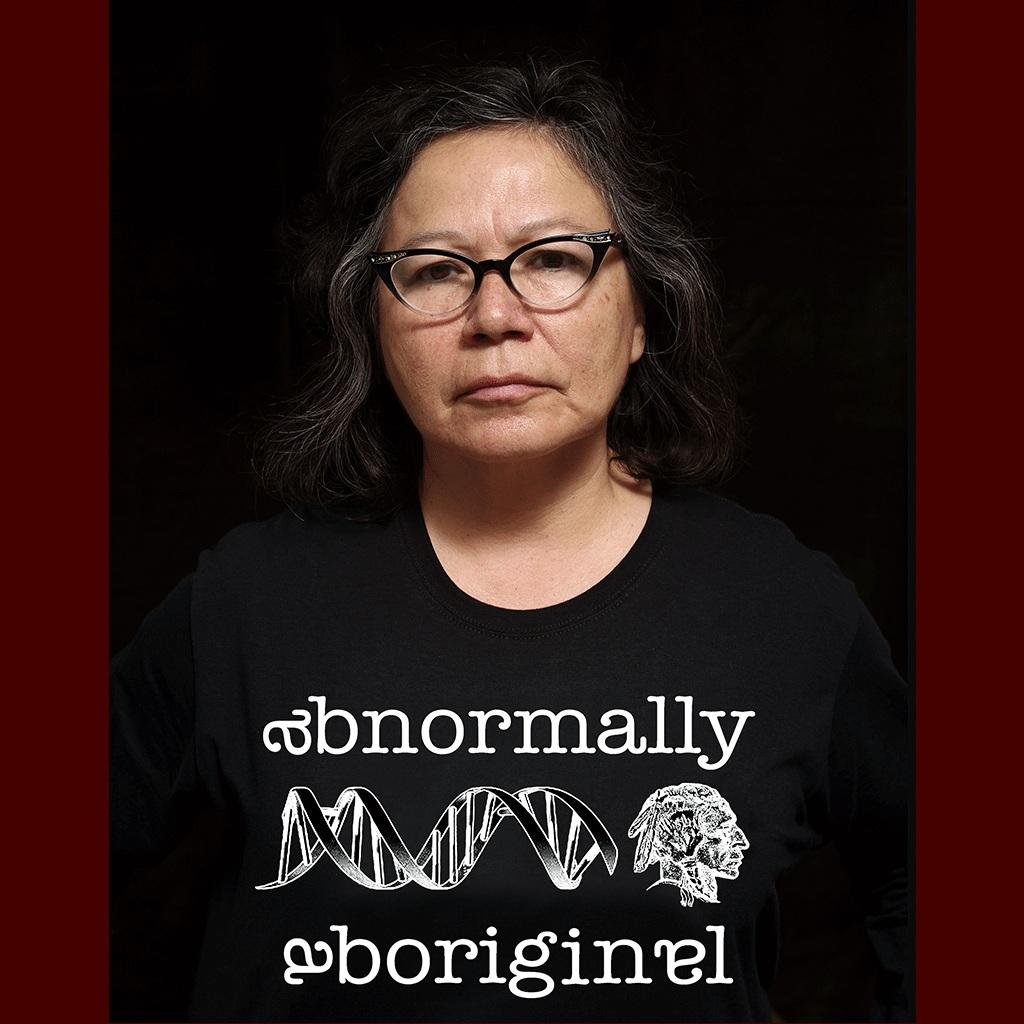 """Tilt/Shift""     Editor  Featuring interviews with:  Mariam Magsi ,  Shelley Niro ,  Kosisochukwu Nnebe ,  Carol Sawyer .  Koffler.Digital, Koffler Centre of the Arts. January 2019.  (Image: Shelley Niro, Abnormally Aboriginal, 2015.)"
