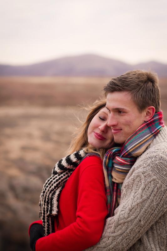 Winter couple in sweaters in the bluff.jpg