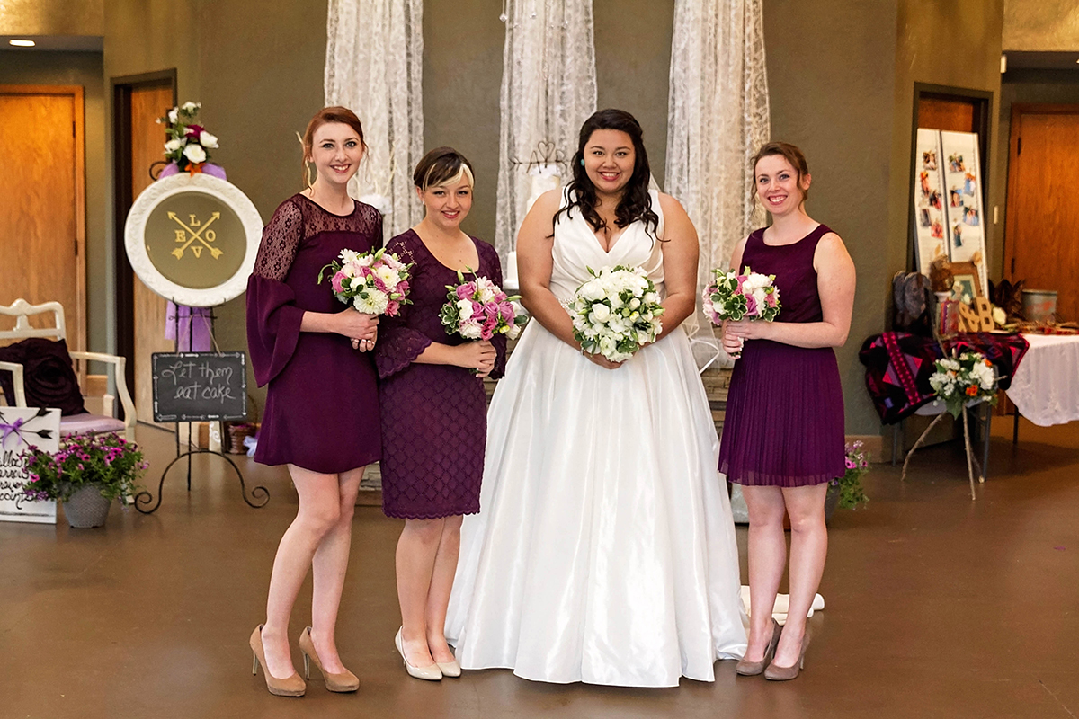 Beautiful bride and her maids.jpg