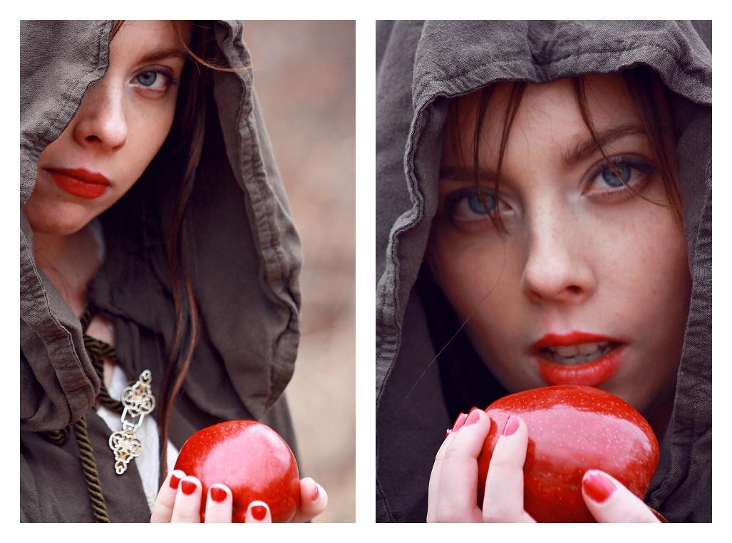 Snow White Themed Shoot, the poisoned apple.jpg