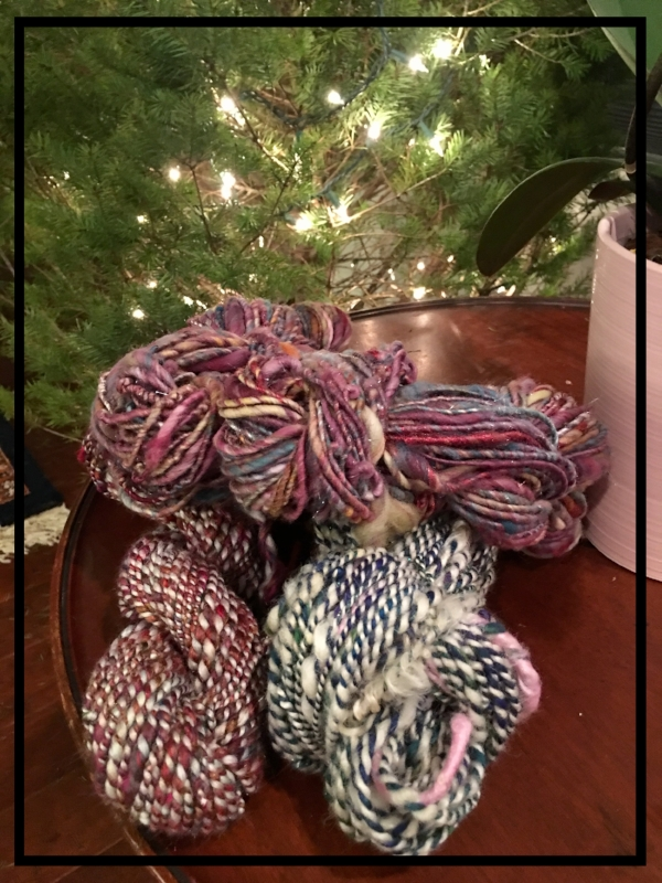 Merry & Bright - Don't miss our newest collection of holiday art yarns! Click here