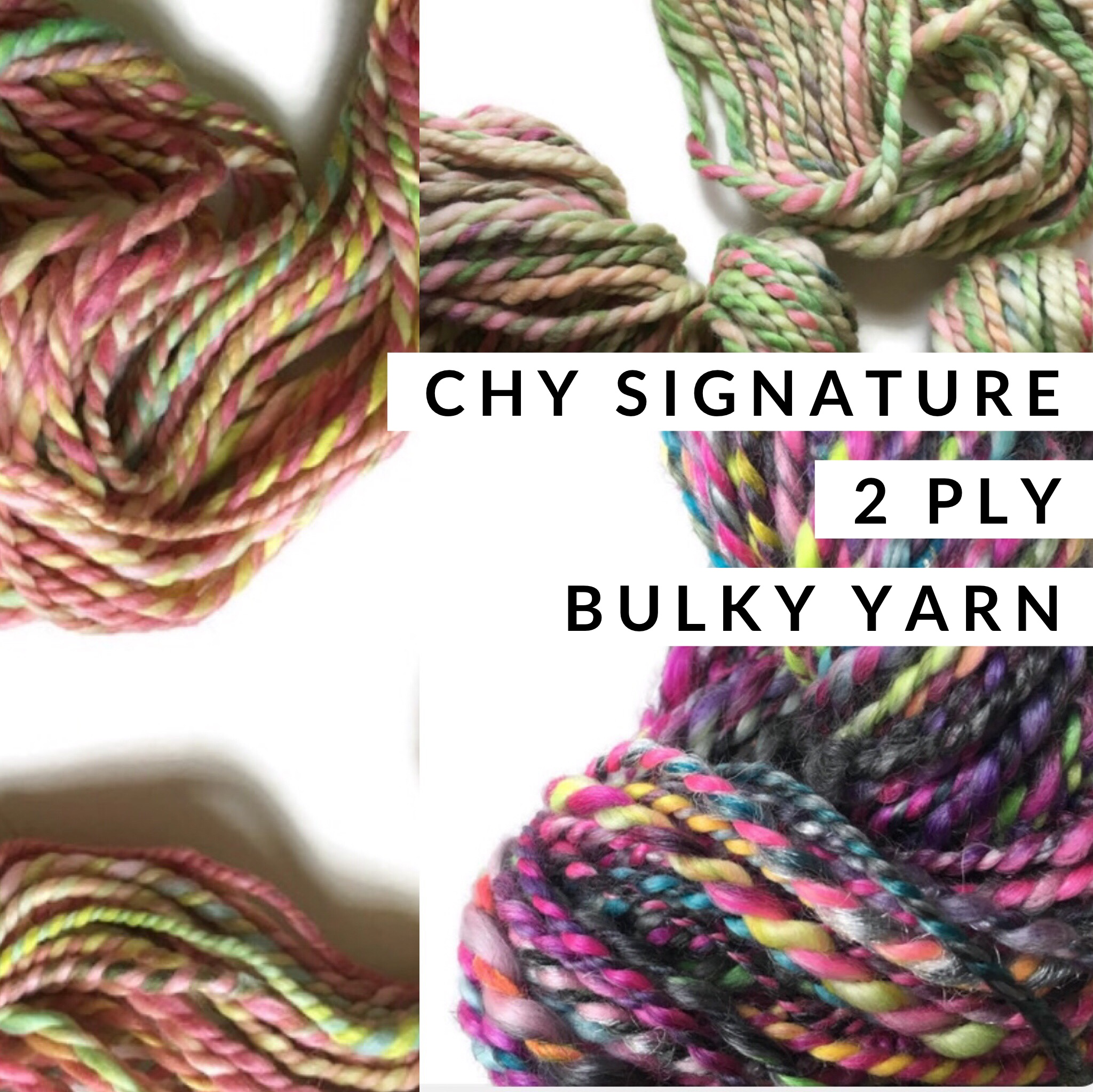 luxury bulky yarn for knitting