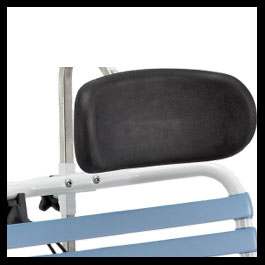 Headrest & Mounting Bracket