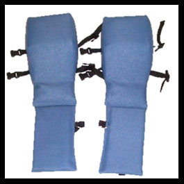Shoulder Bolsters Long Pad (pair)