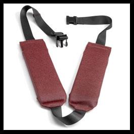 Padded Thigh Belt Thigh Belt Pad Auto Buckle