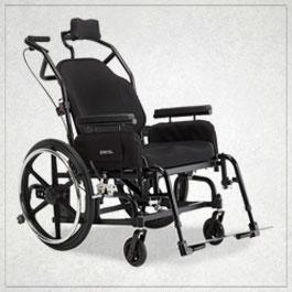 Comfort-Tilt Manual Wheelchair (587)