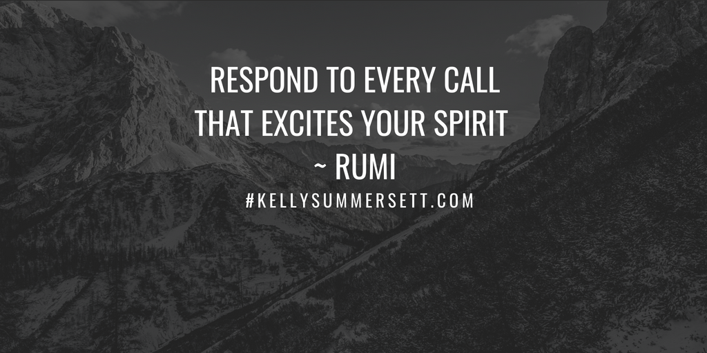 Finding your calling -- Rumi