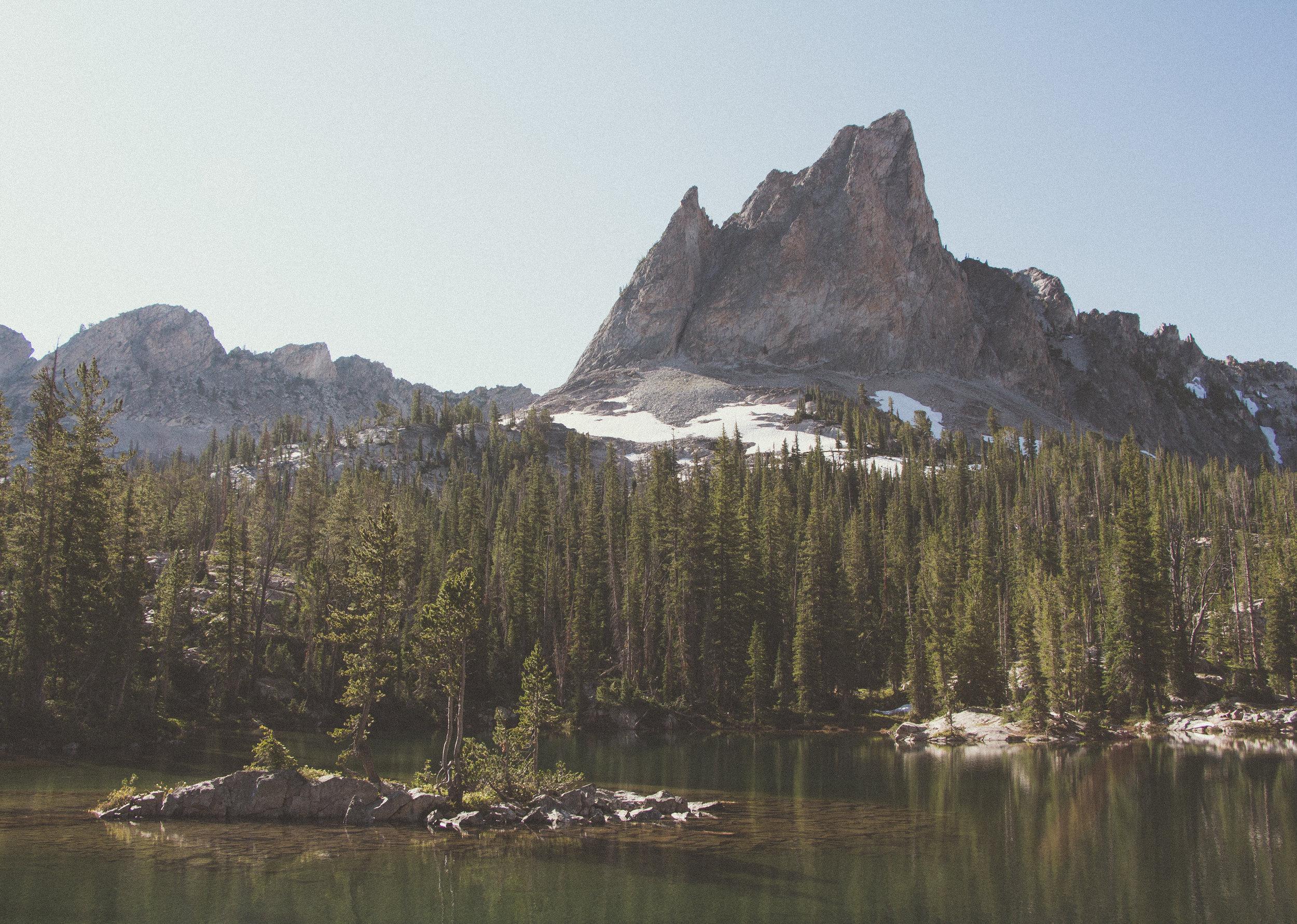 Idaho's El Capitan!