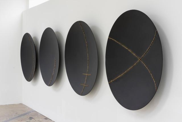 Installation View of Anthony James, Fabulism © Sean Deckert