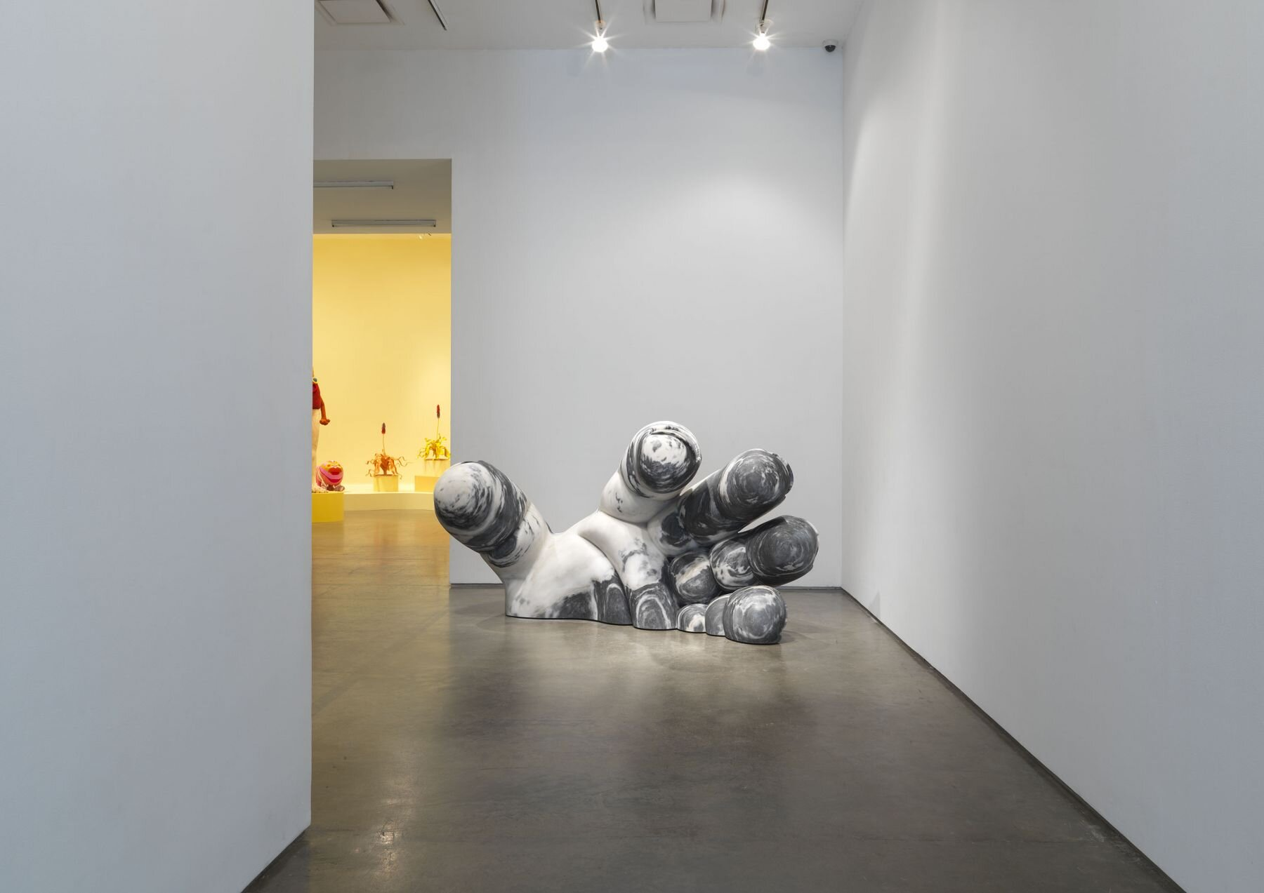 Madonna (Installation view) Marianne Boesky Gallery, New York *All installation images by Object Studies