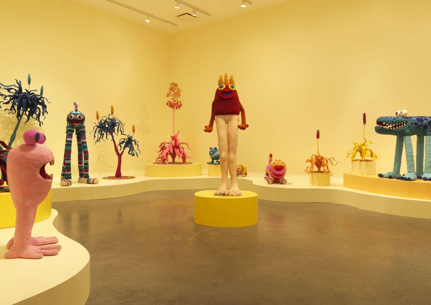 Madonna  (Installation view) Marianne Boesky Gallery, New York