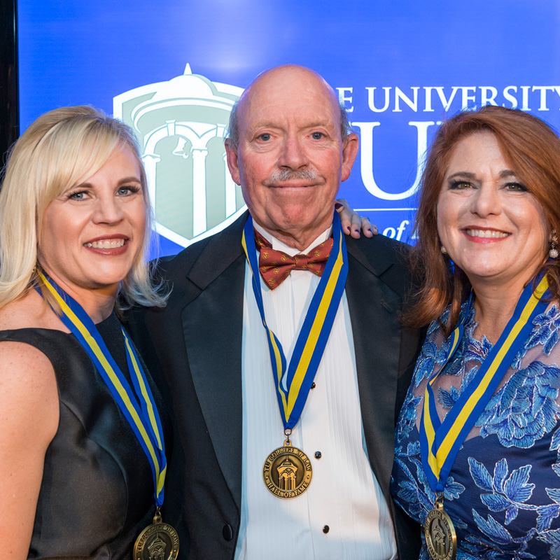 2017 Law Gala | See photos from and read about this year's Hall of Fame honorees who were inducted at the Gala.