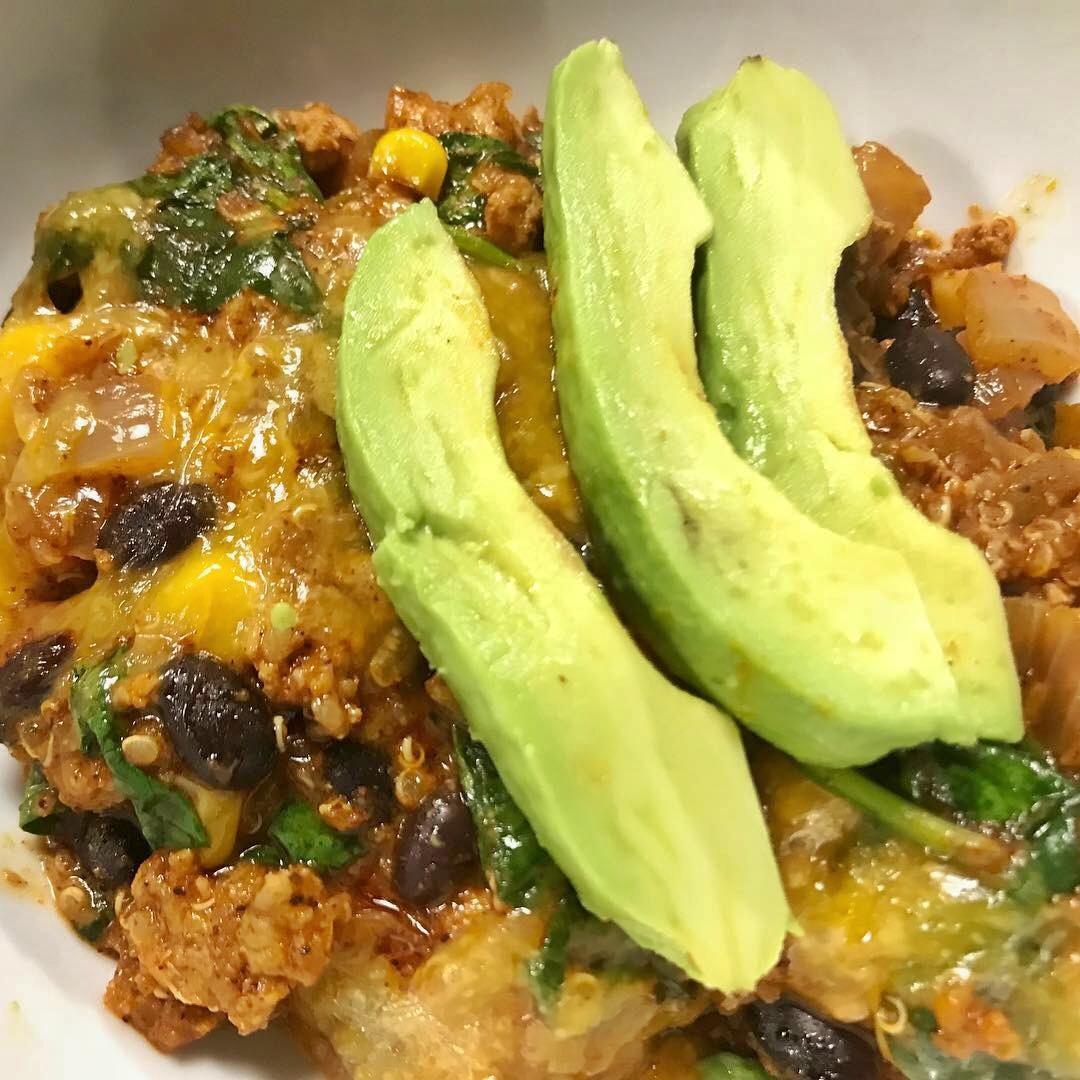 CDF pork quinoa enchilada casserole.jpg