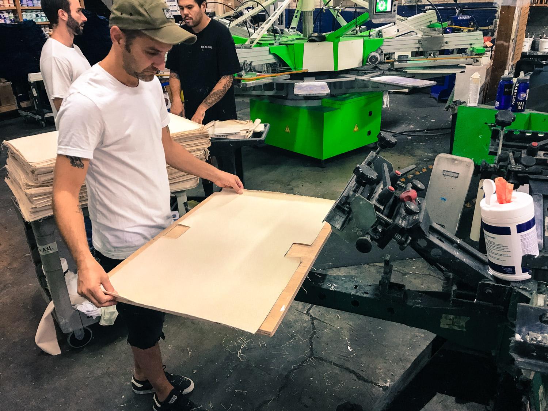 Step #3: oversize production -