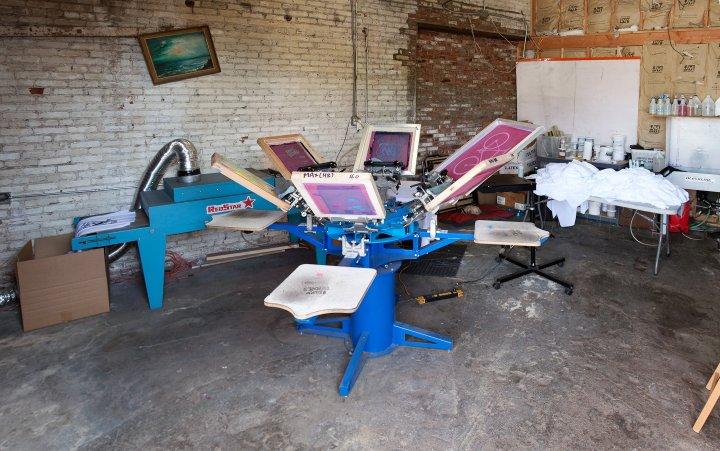 The Original Press