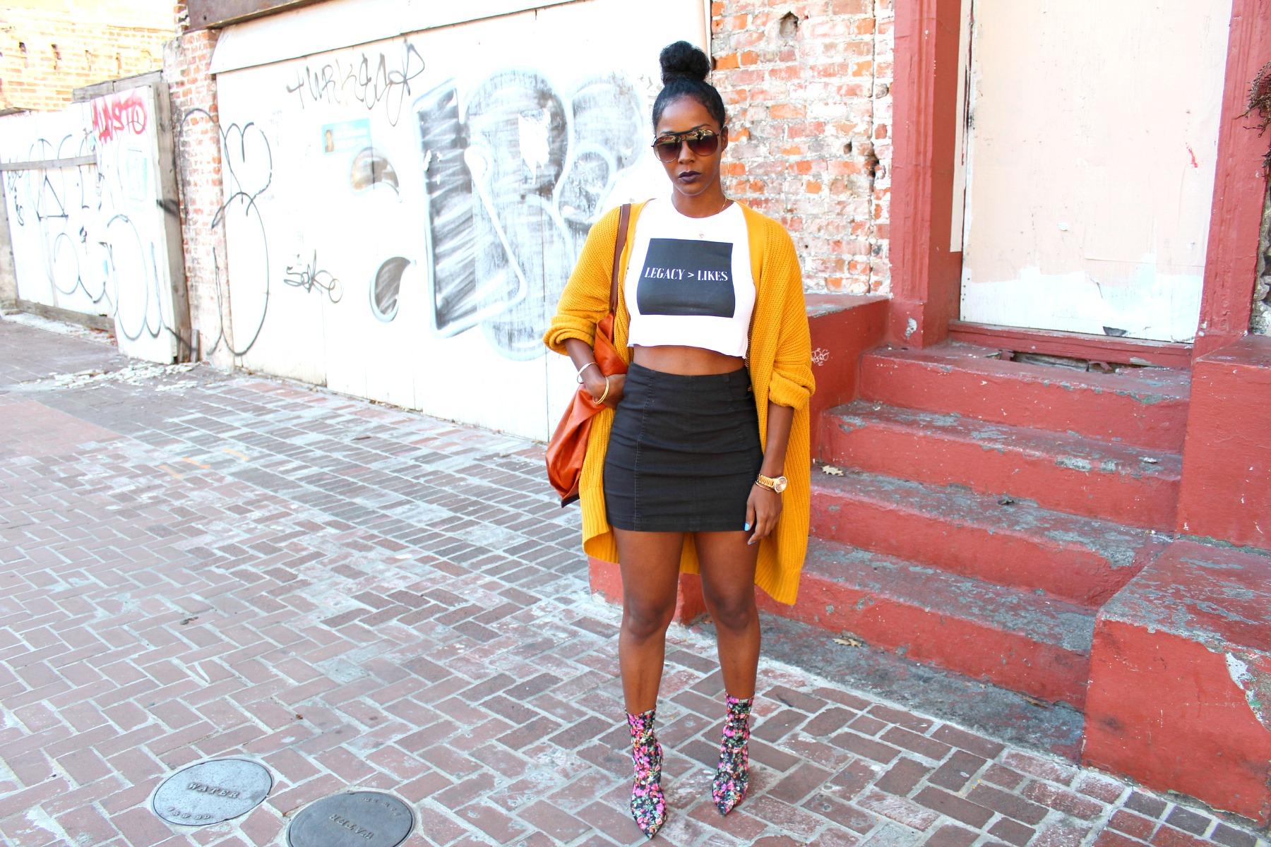 Samjah Iman    Creator of Style &Energy    Check out her blog  styleandenergy.com  and follow her  @samjahiman