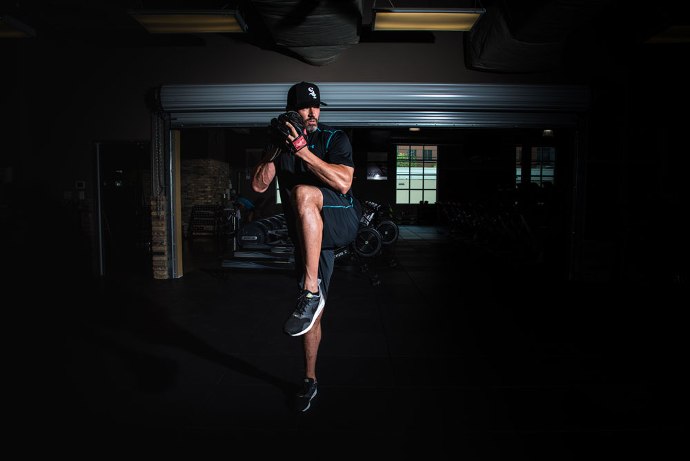 Rylan Reed, former MLB Chicago White Sox Pitcher & Non-Hodgkins Lymphoma survivor.