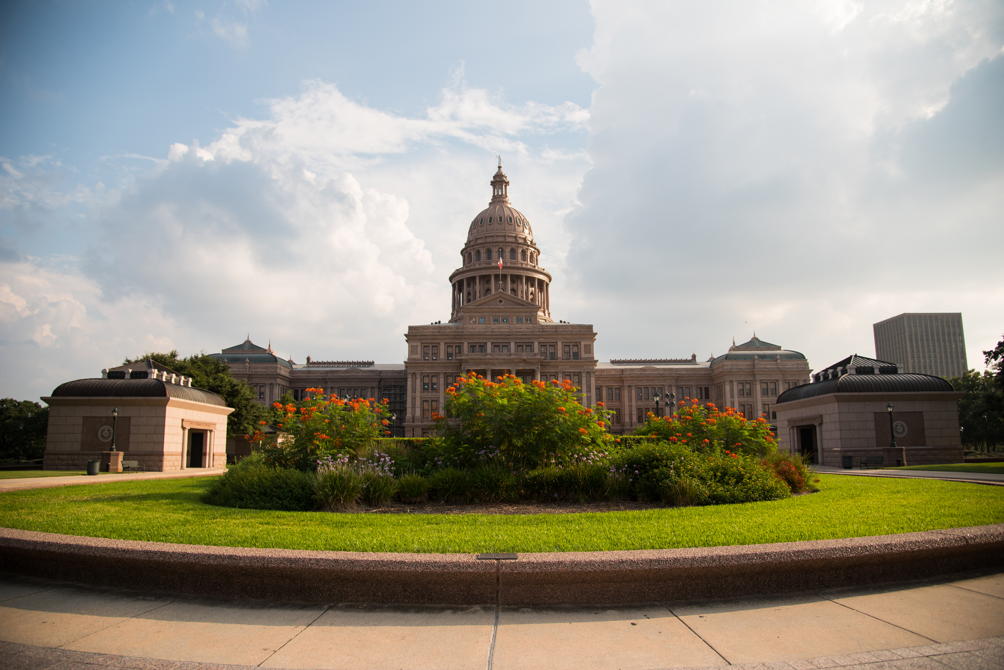 Austin Texas Capitol by Weston Carls.jpg