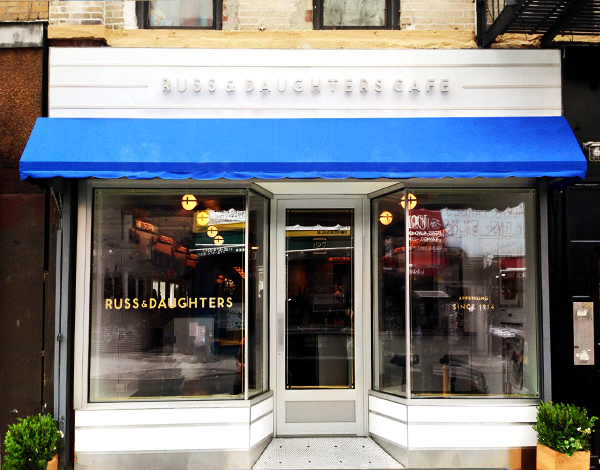 Locations — Russ & Daughters