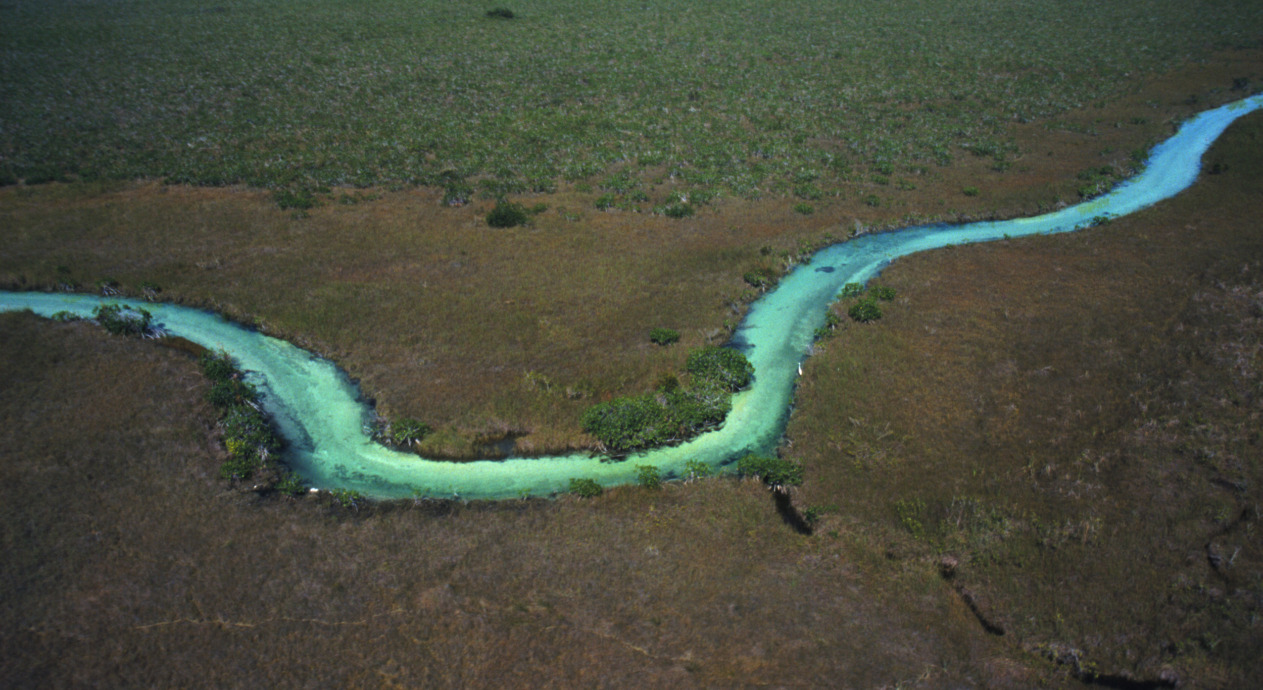 Mexico's Sian Ka'an Biosphere Reserve  photo: ©2003 Sam Meacham