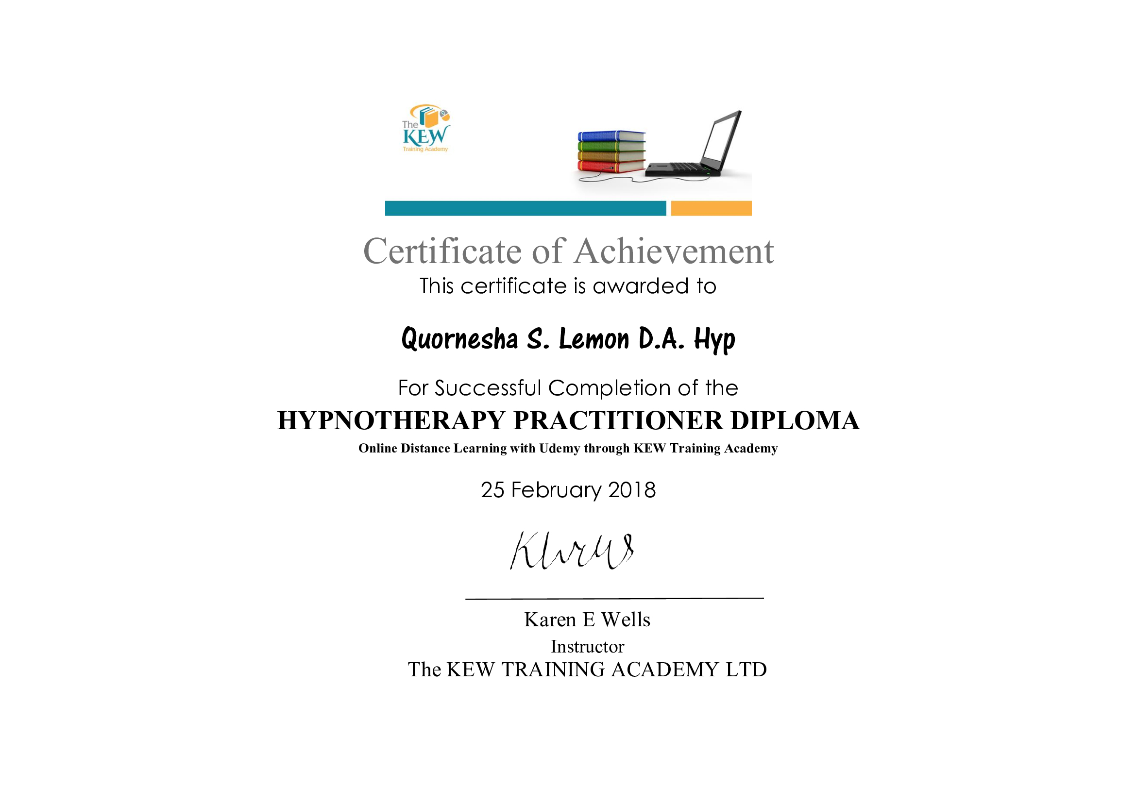 HYPNOTHERAPY_Diploma_Quornesha_S_Lemon.jpg