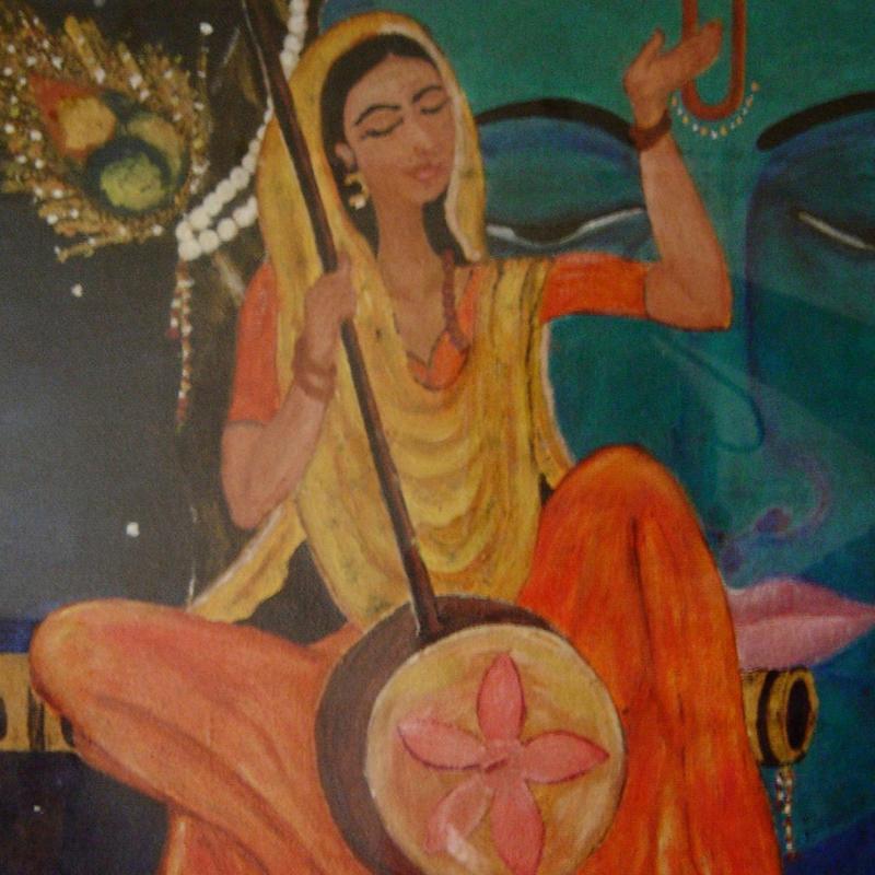 The Bhakti Poets - Mirabai, Devotion, and Sexual Liberation