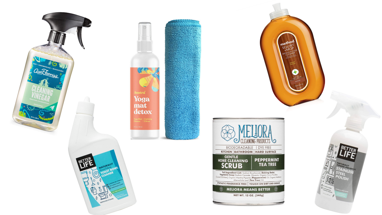 6 Affordable Natural Cleaning Products Dharma Drops