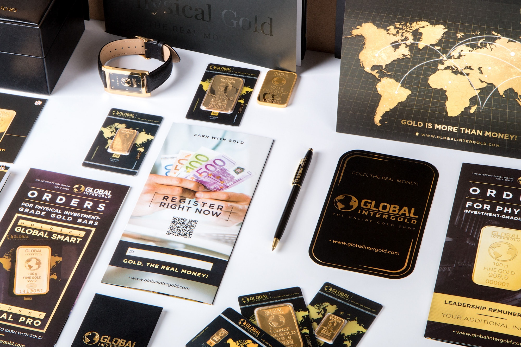 Printed Materials - Cards, Flyers, Pamphlets, Proposals, Stickers, Packaging and anything else you need professionally printed