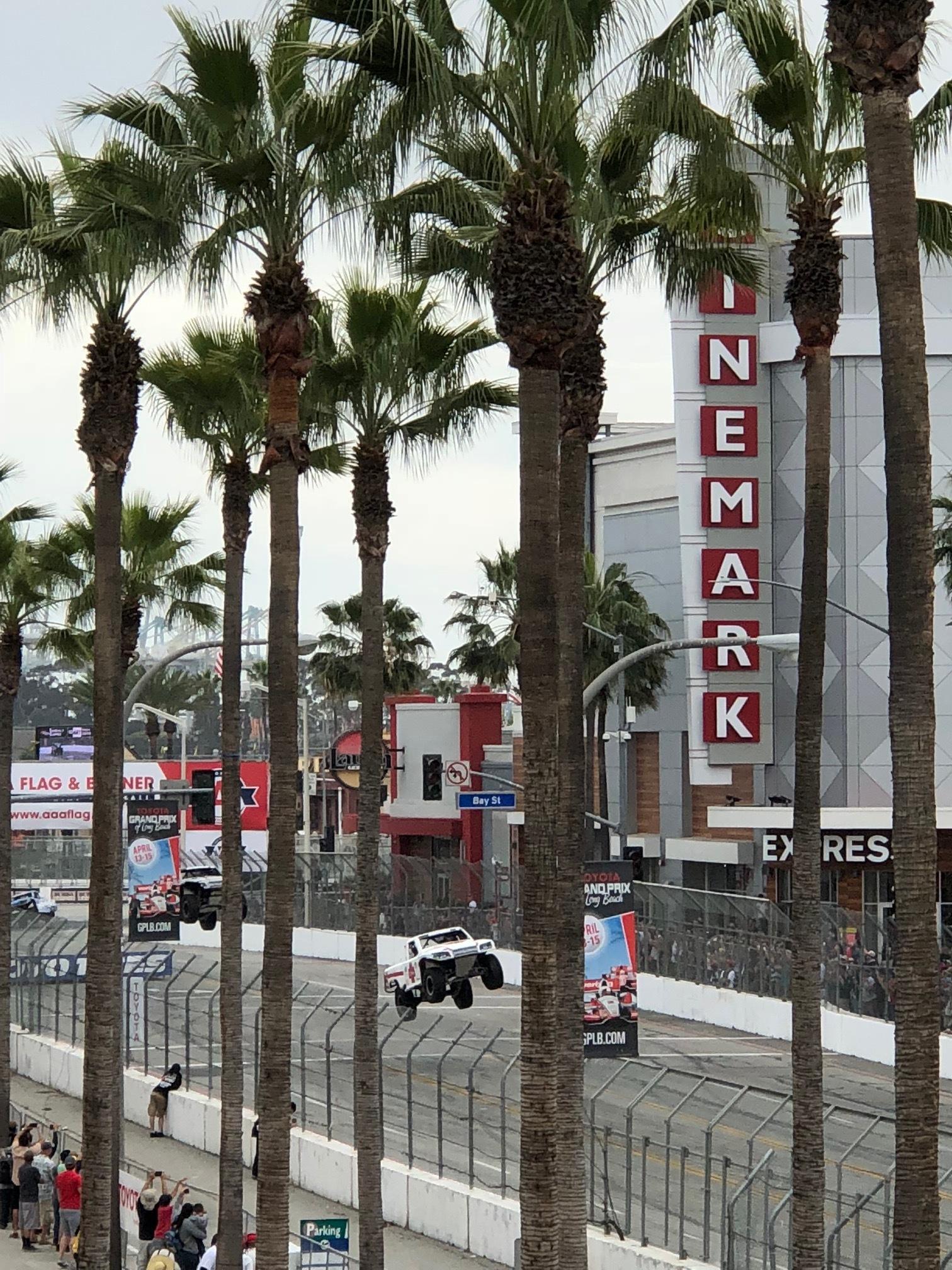 Grand Prix - fun in Long Beach!