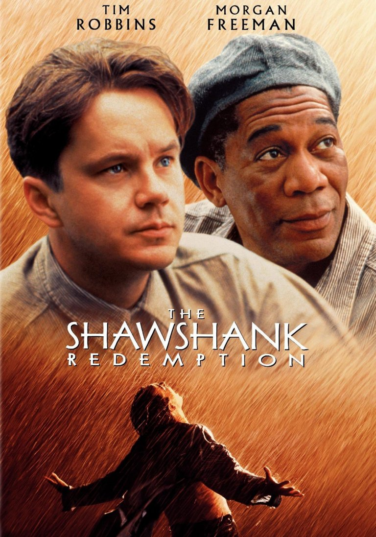 Favorite Movie: Shawshank Redemption