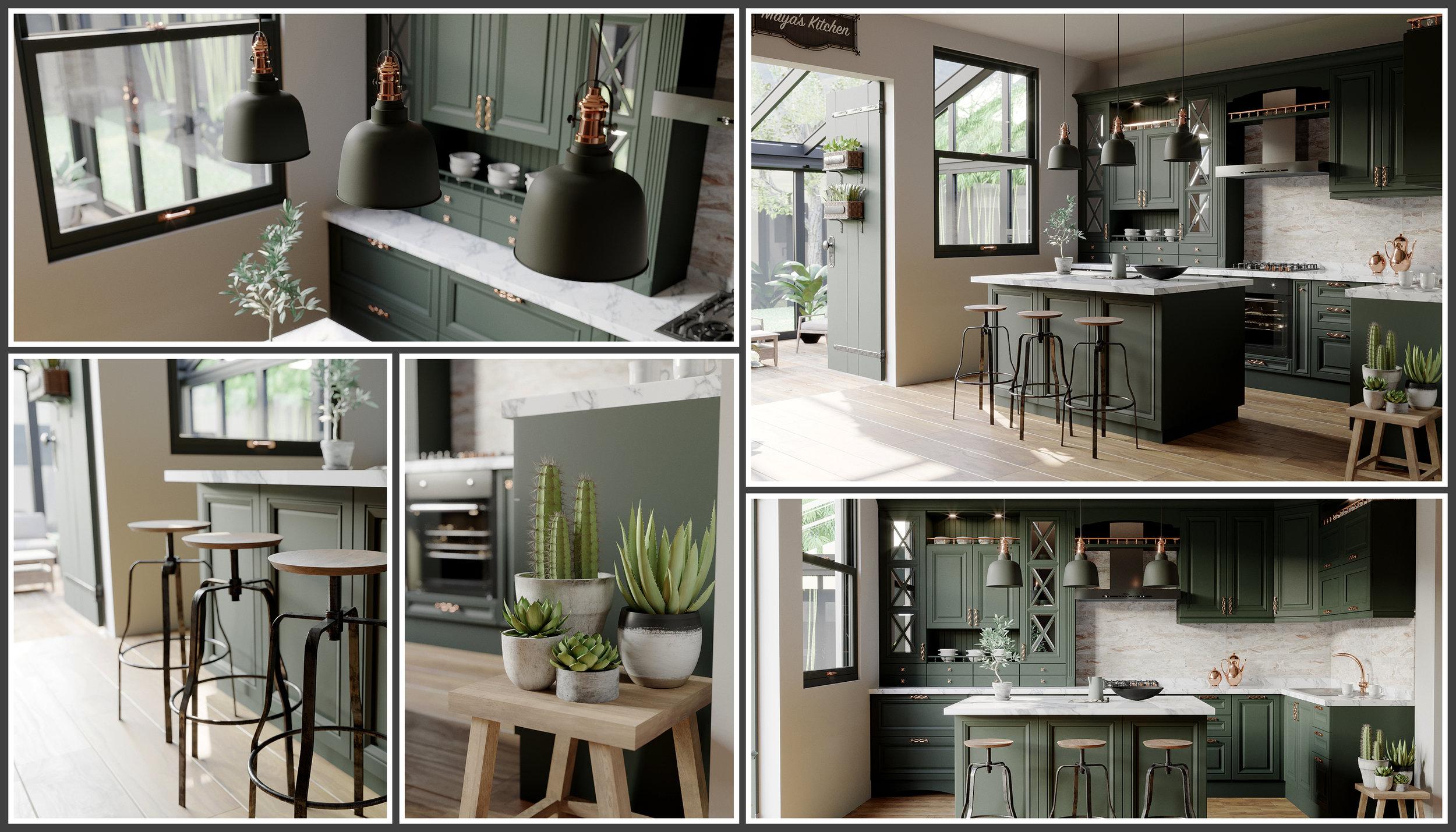 Maya's Green Kitchen