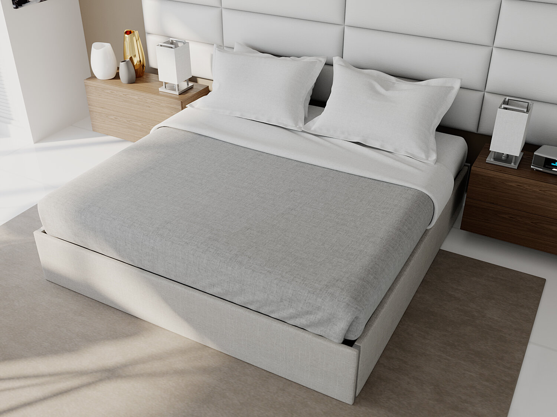Hotel Bedroom Falcon 4 Kingsize Bed (Revised) bed.jpg