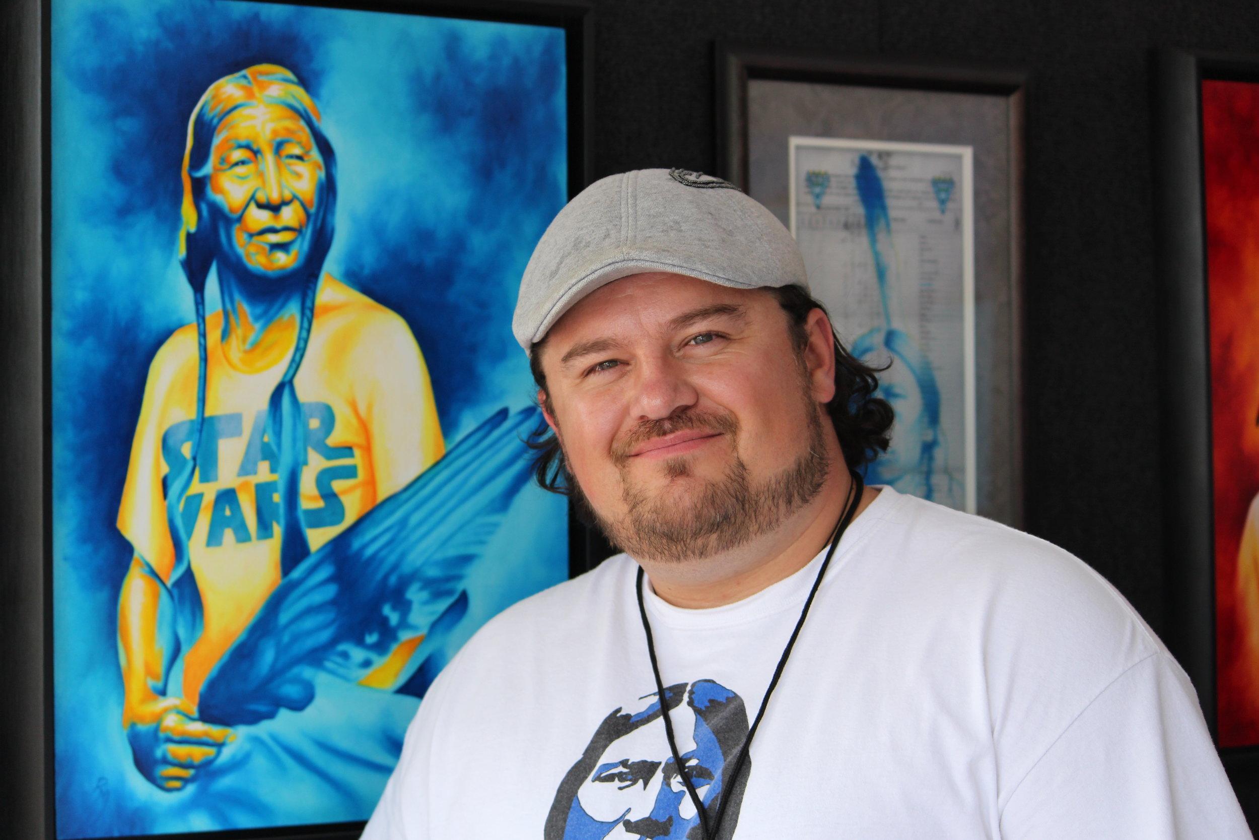 Robert Martinez (Northern Arapaho).