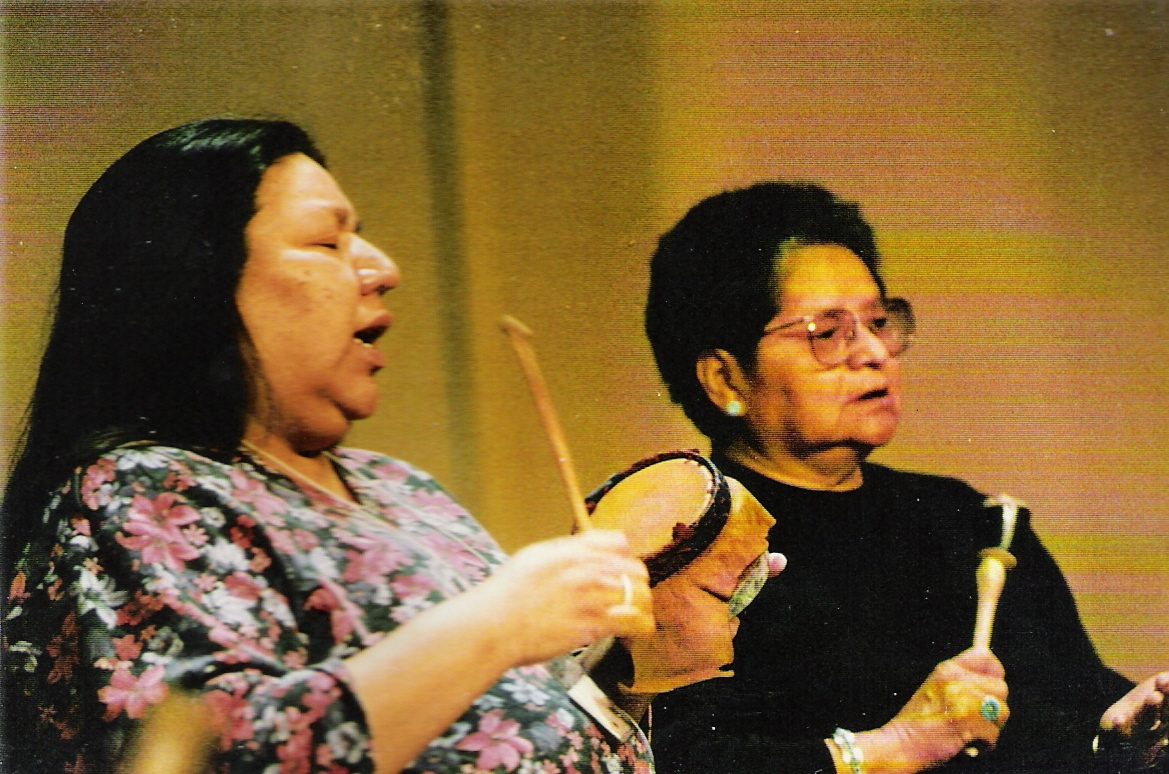 Traditional Singer