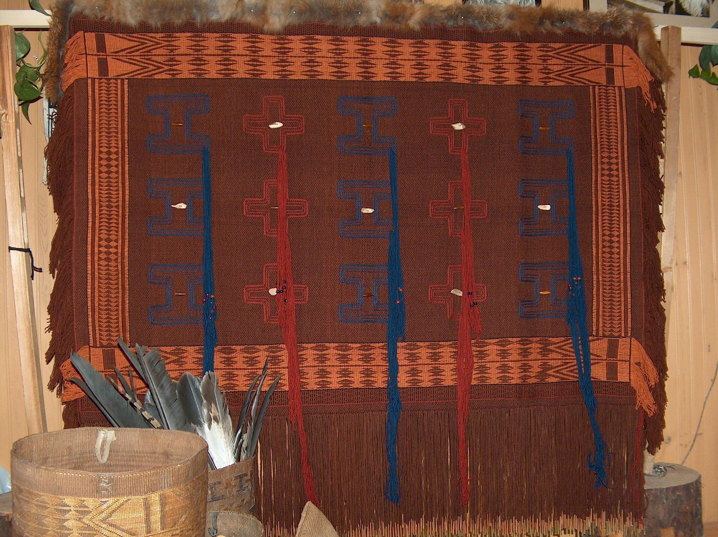 Basket Mother Robe